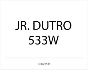Jr Dutro