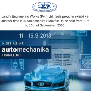 Automechanika New logo